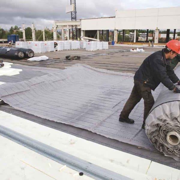 Enkadrain pitää käännetyn katon riskit hallinnassa