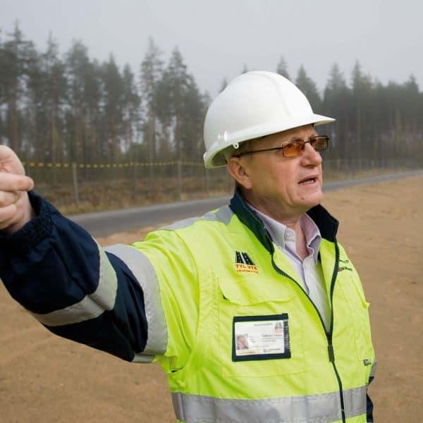 Vt 6:n pohjavesisuojaukset valmistuivat