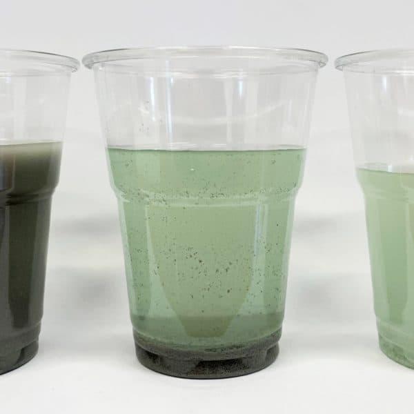 Lietteiden käsitteleminen polymeereilla ja geotuubeilla