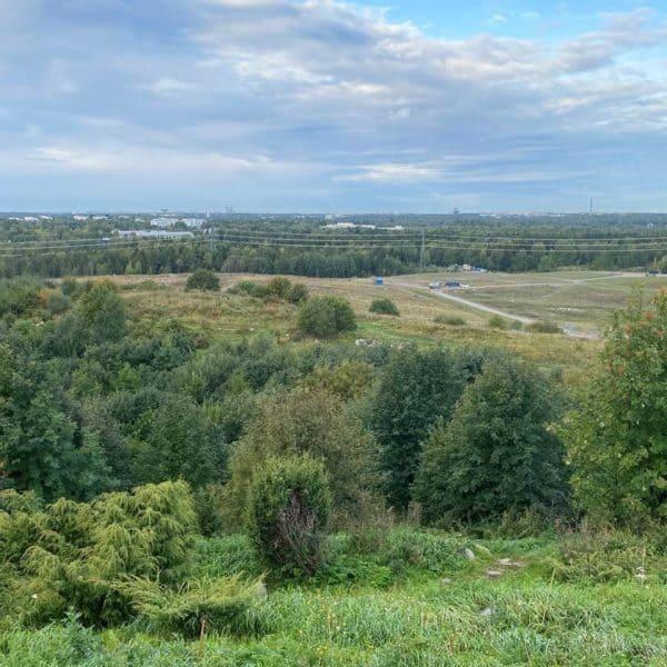 Kaatopaikasta kasvoi Vuosaarenhuippu